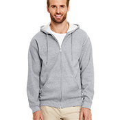 Heavy Blend™ 8 oz., 50/50 Full-Zip Hood