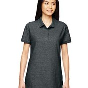 Ladies'  Premium Cotton® Ladies' 6.6 oz. Double Piqué Polo
