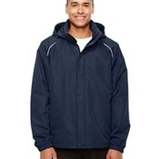 Men's Tall Profile Fleece-Lined All-Season Jacket