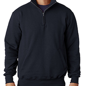 Adult 9 oz. Double Dry Eco® Quarter-Zip Pullover